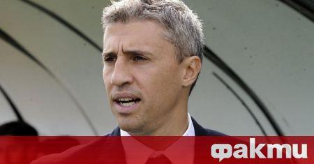 Бившият национал на Аржентина Ернан Креспо се кандидатира за старши