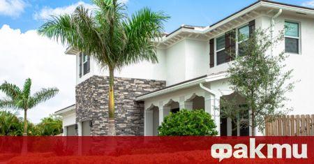 Продажбите на жилищните имоти на стойност над 1 млн. USD