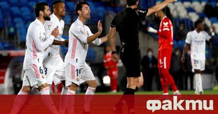 Бившият топрефер Андухар Оливер коментира съдийството на мача Реал Мадрид