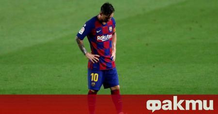 Звездата на Барселона Лионел Меси говори за предстоящия мач на