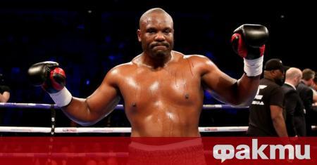 Боксьорът в тежка категория Дерек Чисора се закани да притисне