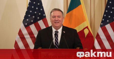 Френският държавен глава Еманюел Макрон се срещна с американския държавен