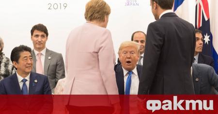 Германия и Китай критикуваха решението на президента на САЩ Доналд
