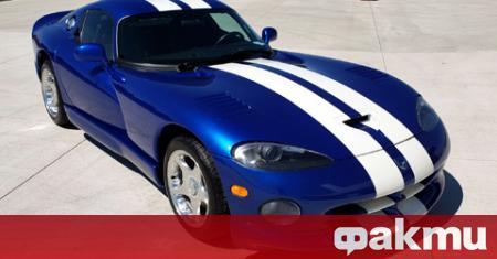 В онлайн платформата за търговия с класически автомобили Bring a
