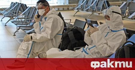 Чехия съобщава за нови над 2300 случая на коронавирус, предаде