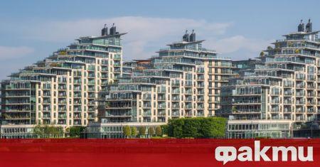 Лондон е градът, в който богаташите са купили най-много луксозни