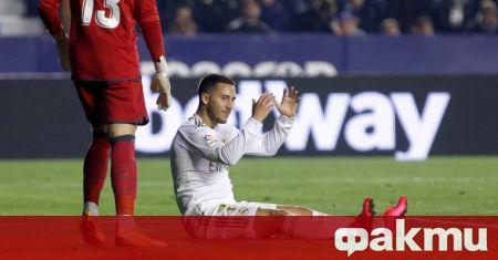 Еден Азар бе жестоко критикуван след полуфинала реванш в Шампионска