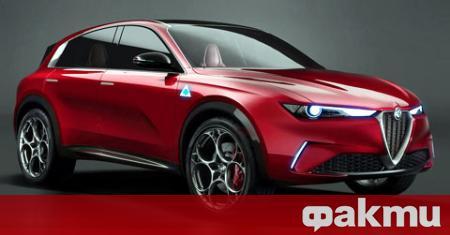 Първият изцяло електрически модел на Alfa Romeo ще бъде компактен