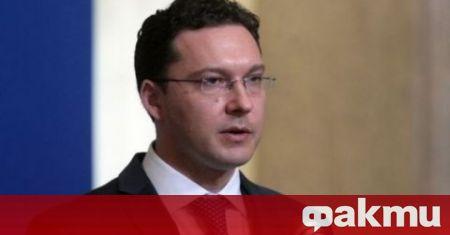 Вероятното предложение на ГЕРБ за премиер ще е Даниел Митов,