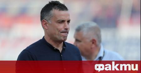 Треньорът на Дунав Людмил Киров заяви пред