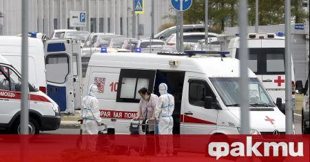 Федералната служба на Русия за надзор в здравеопазването (Росздравнадзор) издаде