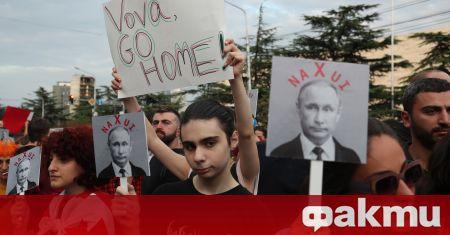 Европейският съд за правата на човека постанови, че Русия е