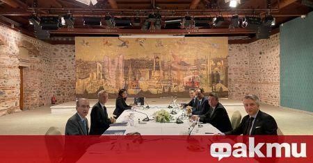 Проучвателните разговори между Гърция и Турция са приключили, съобщи агенция