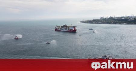 Турски кораб е ще започне проучвания в Черно море, съобщи