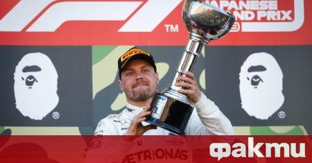 Пилотът на Mercedes Валтери Ботас записа най-добра обиколка по време