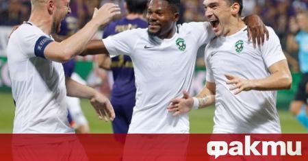 Двама футболисти на Лудогорец дадоха положителен резултат след тестуване за