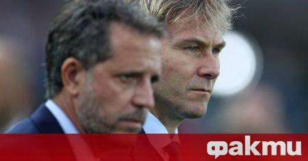 Спортният директор на Ювентус Фабио Паратичи е искал старши треньорът