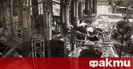 На 16 април 1925 г. е извършен най-кървавият терористичен акт