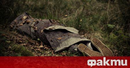 Тяло на мъж бе открито на пътя между Паничери и