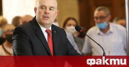 Главният прокурор Иван Гешев благодари на посолството на САЩ у
