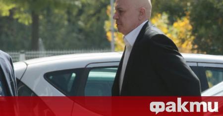 Шоуменът и бъдещ политик Слави Трифонов отправи послание до симпатизантите