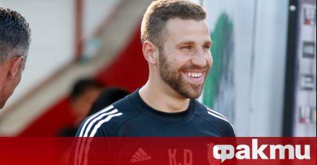 Георги Йомов и Али Соу са най-бързите футболисти в ЦСКА,