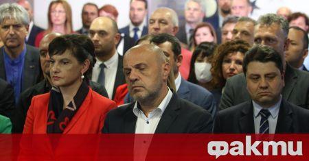 Партия ГЕРБ ще се регистрира в Централната избирателна комисия за
