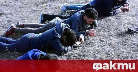 15 мигранти са задържани снощи от граничната полиция в района