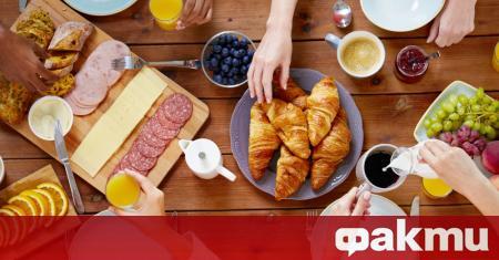 Всички знаем, че закуската е изключително важно хранене и заради