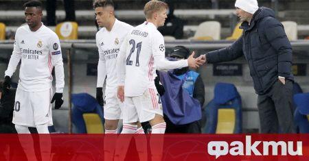 Рекордьорът с 13 европейски клубни титли Реал (Мадрид) допуска девет