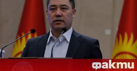 Изпълняващият поста президент на Киргизстан обяви, че ще се кандидатира