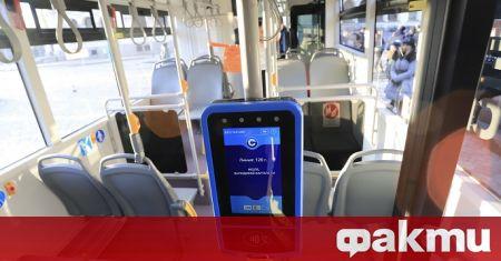 Около 2500 са санкционираните нередовни пътници в столичния градски транспорт