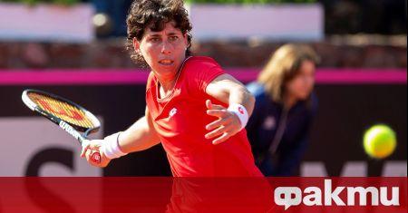 Бившата испанска тенисистка Карла Суарес Наваро (Испания) съобщи, че се