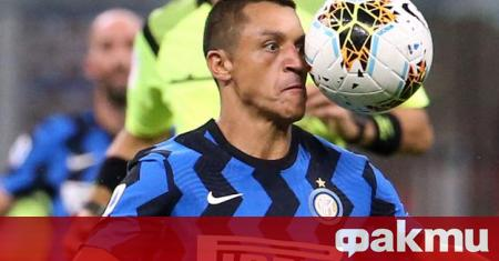 Алексис Санчес официално е играч на Интер, обявиха от италианския