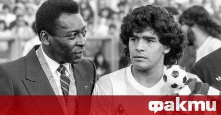 Футболната легенда Пеле посвети емоционален пост в социалните мрежи на