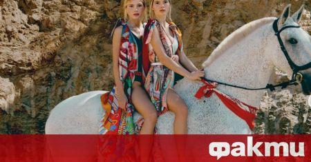 Младите красавици Кристина и Виктория са дъщери на прочутия испански