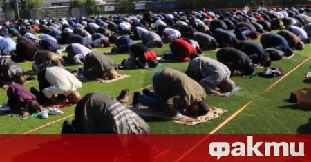 Мюсюлманите честват празника Рамазан байрам. У нас празненствата ще преминат