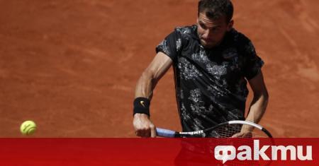 Григор Димитров стана поредният елитен тенисист, който попадна във фокуса