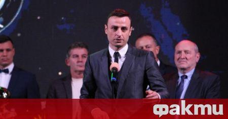 Един от кандидатите за президент на Българския футболен съюз Димитър