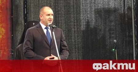 Президентът Румен Радев наложи вето на параграф 93 от Закона