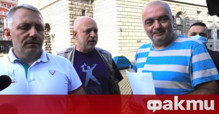 34-та поредна вечер на антиправителствени протести в София и в