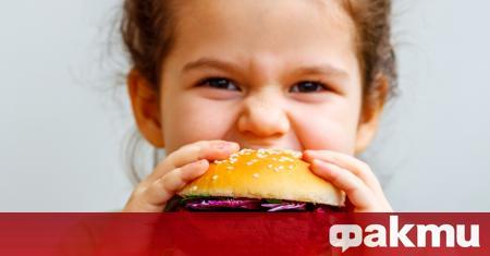 2-годишно момиче за малко не умря след като яде вегански