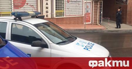 Врачанската полиция е разкрила извършителите на въоръжения грабеж в обект