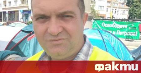 Лидерът на гражданско сдружение ''БОЕЦ'' - Георги Георгиев, коментира днешните
