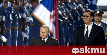 Президентът на Сърбия Александър Вучич нарече