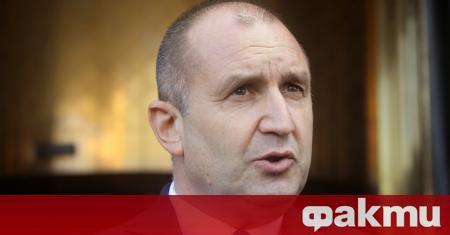 Нищо секретно няма в чата между президента Румен Радев и
