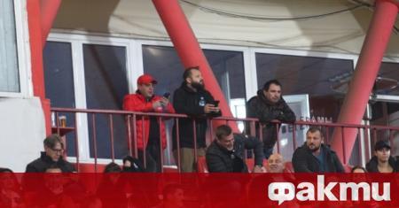 Спортният директор на ЦСКА Кристиано Джарета се изказа ласкаво по