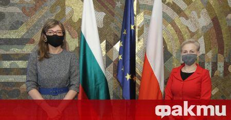България и Полша ще работят заедно за привличане на повече