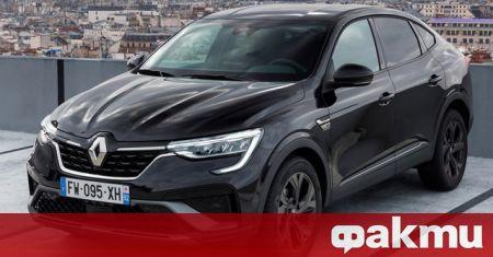 По време на онлайн събитие, организирано от французите от Renault