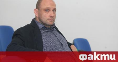 Един от собствениците на Левски Константин Папазов заяви, че не